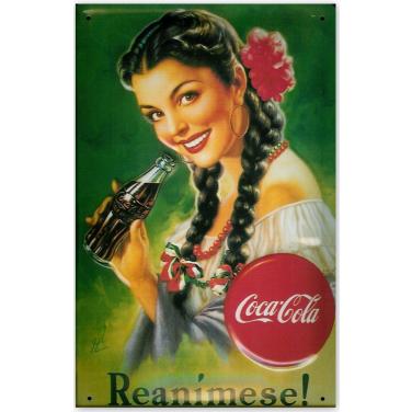 Coca-Cola Reanimese-(20x30cm)