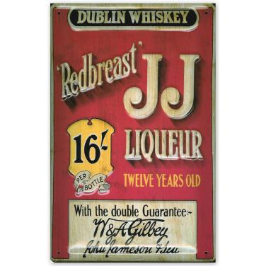 JJ Liquer Redbreast-(20x30cm)