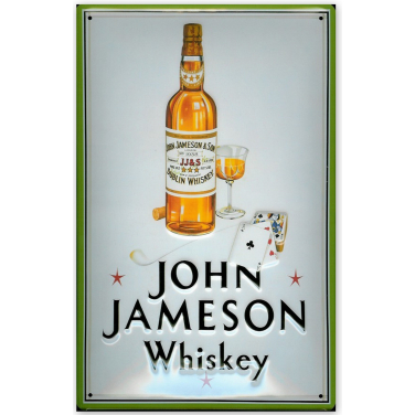 John Jameson & Son-Cards-(20x30cm)