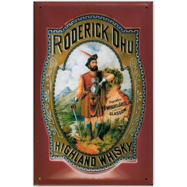 Roderrick Dhu-(20x30cm)