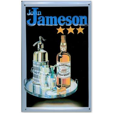 J. Jameson three star-(20x30cm)