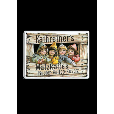 Kathreiners 4 Kinder-(8x11cm)