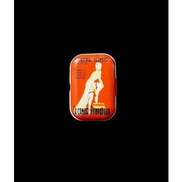Teatre Comic (5x3,5x2,5cm)Pill Box