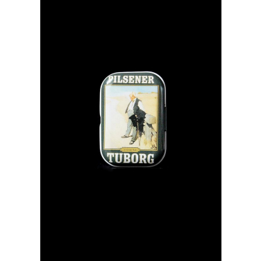Tuborg Pilsner -(5x3,5x2cm)Pill Box