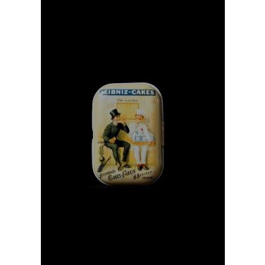 Leibniz-Cakes  -(5x3,5x2cm)Pill Box