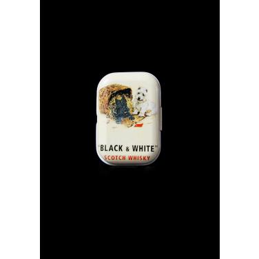 Black & White  -(5x3,5x2cm)Pill Box