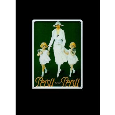 Persil Twins -(8x11cm)