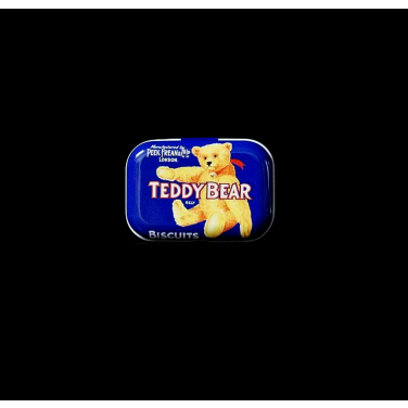 Teddy Bear -(5x3,5x2cm)Pill Box
