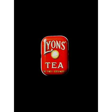 Lyons' Tea  (5x3,5x2cm)Pill Box