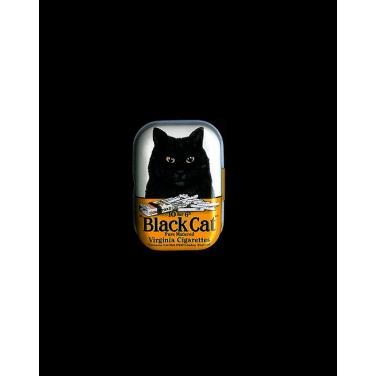 Black Cat-(5x3,5x2cm)Pill Box