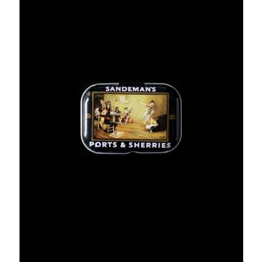 Sandeman's Tanz-(5x3,5x2cm)Pill Box
