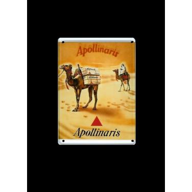 Apollinaris Camels-(8x11cm)