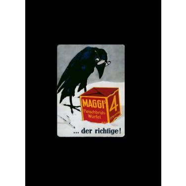 Maggi Rabe-(6x8cm)Magnet