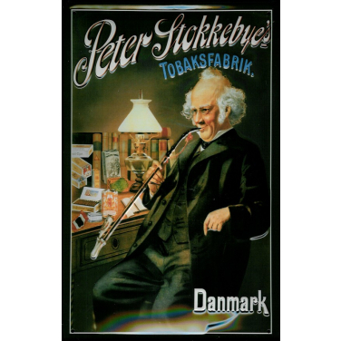 Peter Stokkebye's-(20 x 30cm)