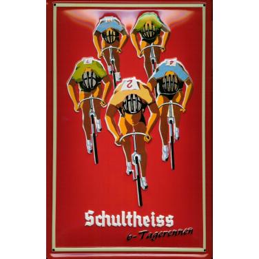 Schulheiss 6-Tagerennen-(20x 30cm)