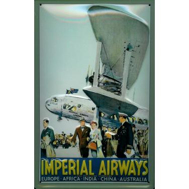 Imperial Airways II-(20 x 30cm)