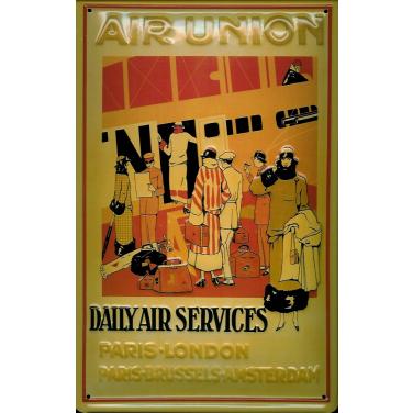Air Union -(20 x 30cm)