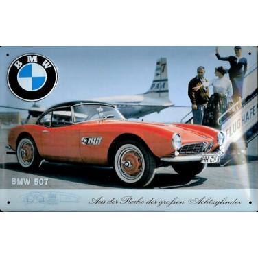 BMW K100RS-(30 x 20cm)