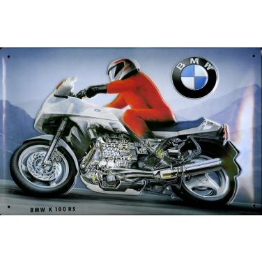 BMW K100RS -(30 x 20cm)