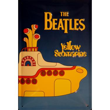 The Beatles - Yellow S..-(20 x 30cm)