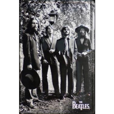 Beatles 3-(20 x 30cm)