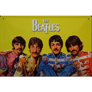 Beatles 4-(20 x 30cm)