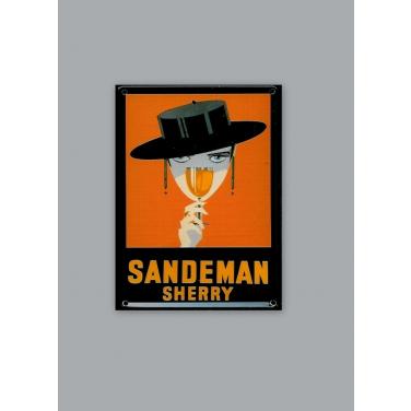 Sandeman Sheery-Frau-(8x11cm)