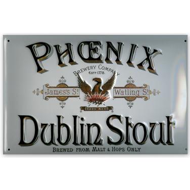 Phoenix Dublin Stout-(20x30cm)