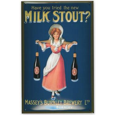 Milk Stout-(20x30cm)