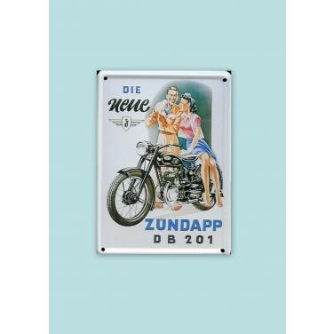 Zündapp DP201 -(8 x 11cm)