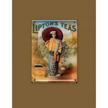 Lipton's Tea-(8x11cm)