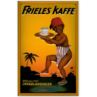 Frieles kaffe -(20x30cm)