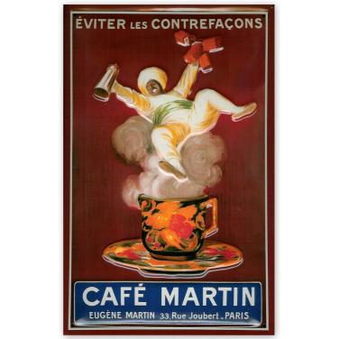 Cafe Martin -(20x30cm)