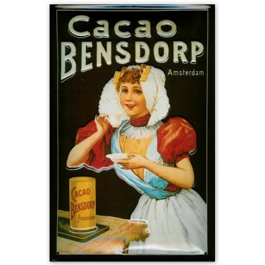 Cacao Bensdorp Amsterdam-(20x30cm)