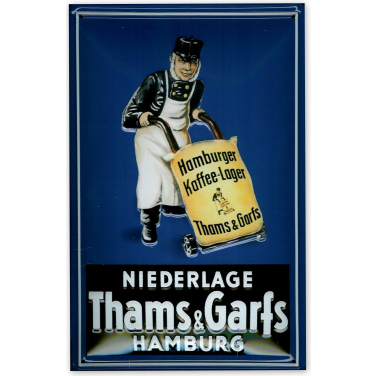 Thams & Garfs Hamburg -(20x30cm)