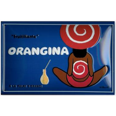 Orangina Fruitillante-(20x30cm)