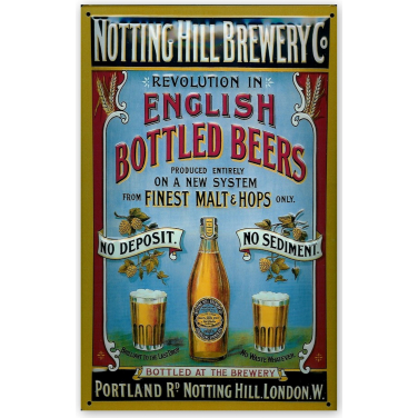 Notting Hill Brewery-(20x30cm)