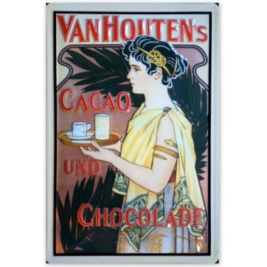 Van Houten's-(20x30cm)