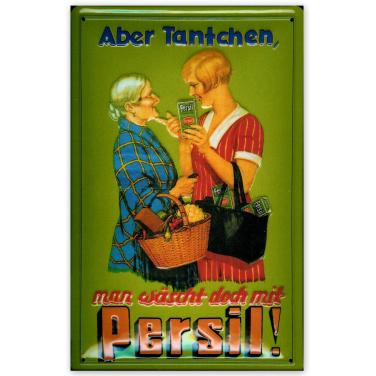Persil- Aber Tantchen -(20 x 30cm)