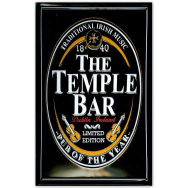 Temple Bar - Pub of the Year-(20x30cm)